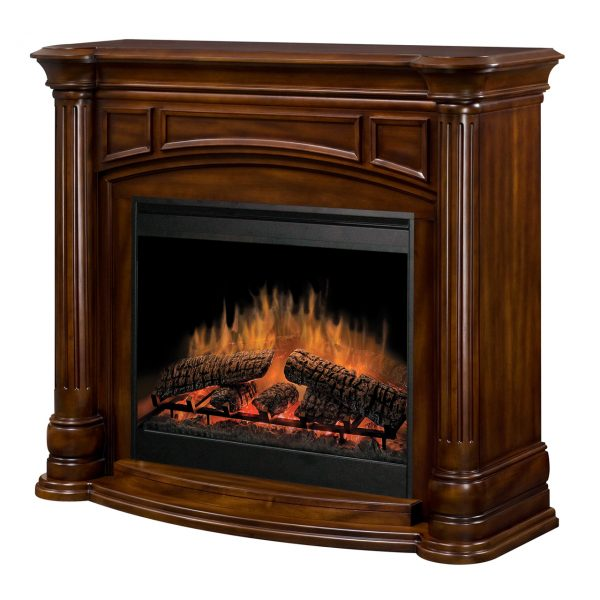 Dimplex Belvedere Electric Fireplace-0