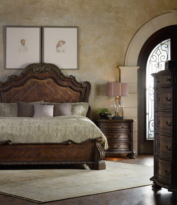 Hooker Furniture Adagio Bedroom Collection-8835