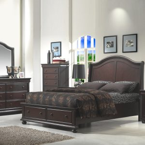American Woodcrafters Hyde Park Bedroom Collection-0