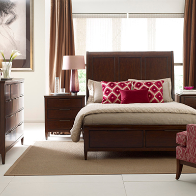 Kincaid Furniture Elise Bedroom Collection