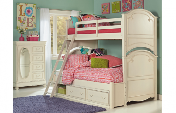 Legacy Furniture Charlotte Youth Bedroom Collection-3384
