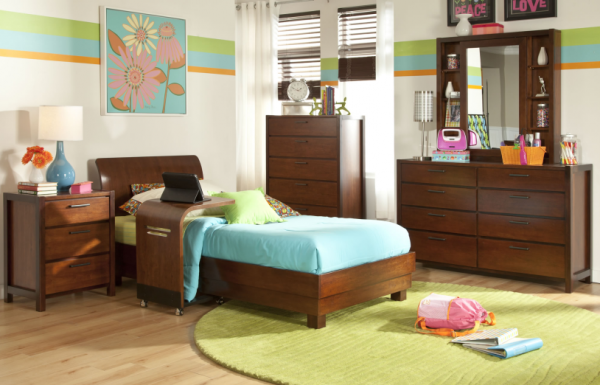 Legacy Furniture Eclipse Youth Bedroom Collection-3387