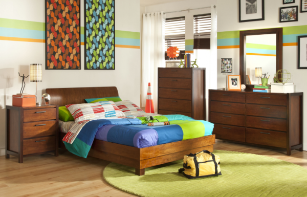 Legacy Furniture Eclipse Youth Bedroom Collection-3385