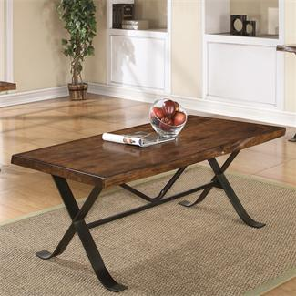 Riverside Furniture Boulder Occasional Table Collection