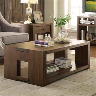 Riverside Furniture Terra Vista Occasional Table Collection