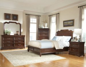 American Woodcrafters Signature Bedroom Collection- 2 Finishes-0