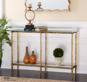 Uttermost Elenio Console Table-0