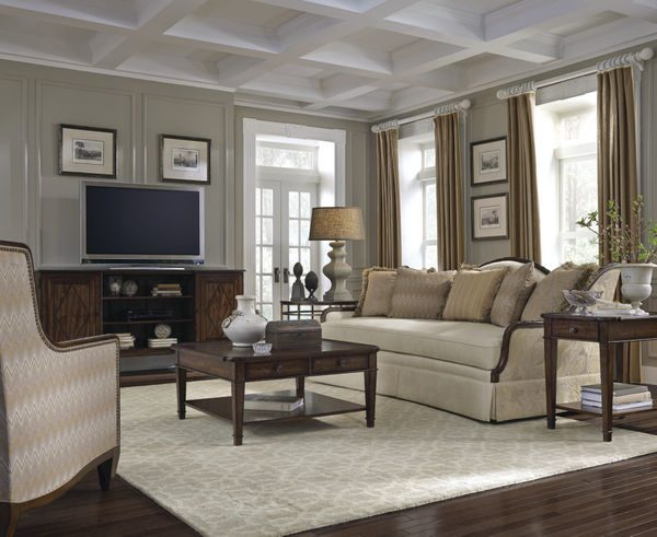 A.R.T. Furniture Chateaux Occasional Tables Collection-7884