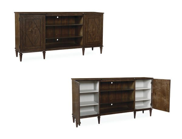 A.R.T. Furniture Chateaux Occasional Tables Collection-7883