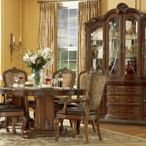 A.R.T. Furniture Old World Dining Room Collection-0