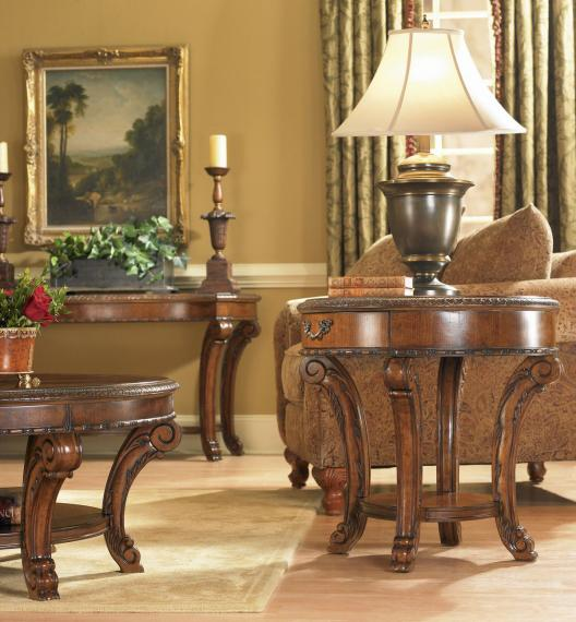 A.R.T. Furniture Old World Occasional Tables Collection-3912