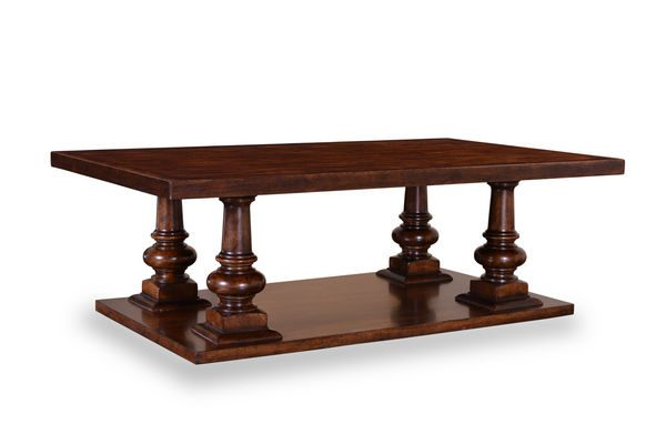 A.R.T. Furniture Whiskey Oak Occasional Tables Collection-8537