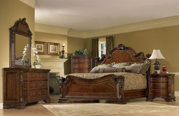 A.R.T. Furniture Old World Bedroom Collection