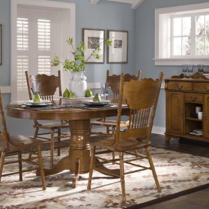 Liberty Furniture Nostalgia Dining Room Collection