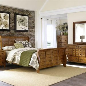 Liberty Furniture Grandpa's Cabin Bedroom Collection
