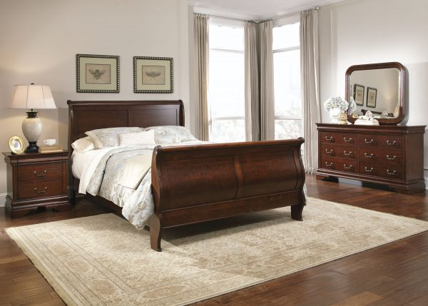 Liberty Furniture Carriage Court Bedroom Collection