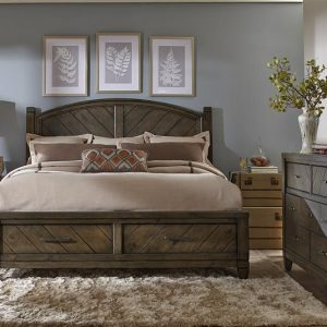 Liberty Furniture Modern Country Bedroom Collection