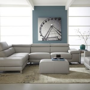 Natuzzi Editions Sectional B619