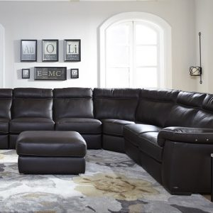 Natuzzi Editions Sectional B757