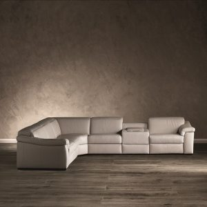 Natuzzi Editions Sectional B760