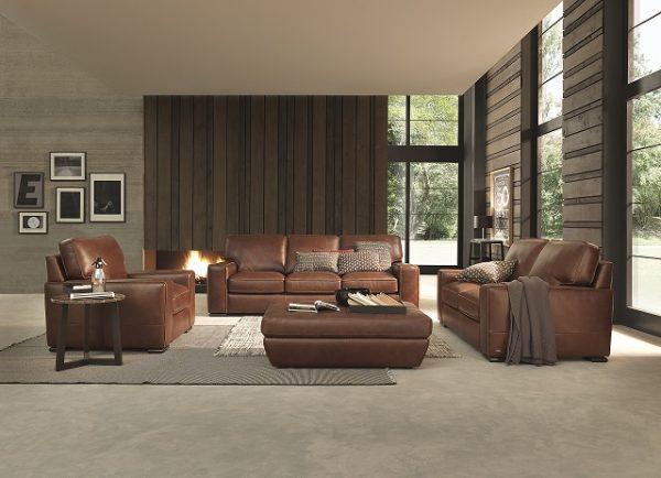 Natuzzi Editions Sofa B858