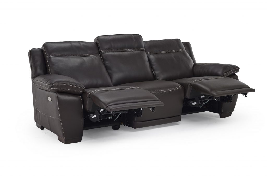 Natuzzi Editions Recliner Sofa B875 Leather Furniture
