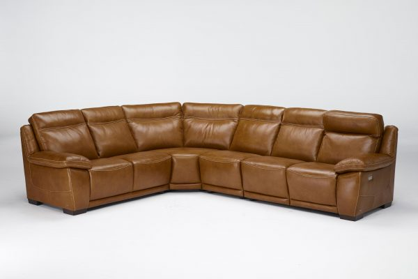Natuzzi Editions Sectional B875