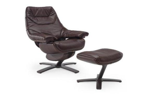 Natuzzi Re-Vive Chair 602-4834