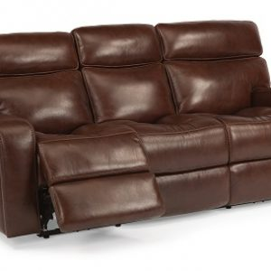 Flexsteel Bixby Leather Reclining Living Room Collection-0