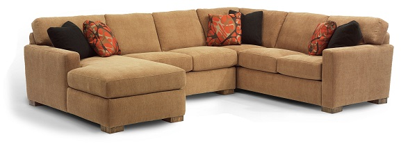 Flexsteel Bryant Sectional-4996