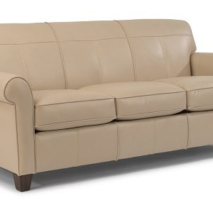 Flexsteel Dana Leather Living Room Collection-0