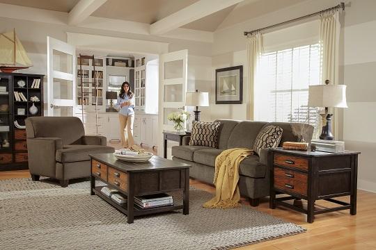 Flexsteel Dempsey Living Room Collection-5040