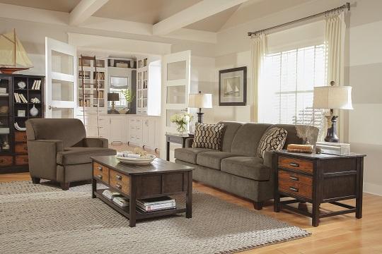Flexsteel Dempsey Living Room Collection-5036