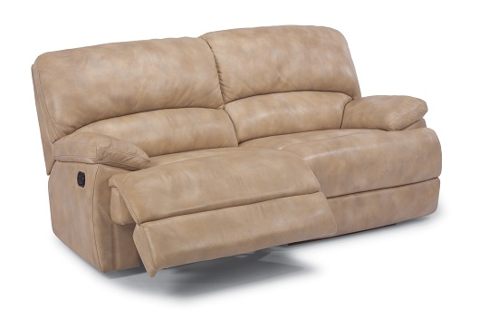 Flexsteel Dylan Leather Reclining Living Room Collection-5060