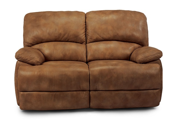 Flexsteel Dylan Leather Reclining Living Room Collection-5061