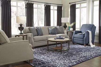 Flexsteel Lennox Living Room Collection-5144