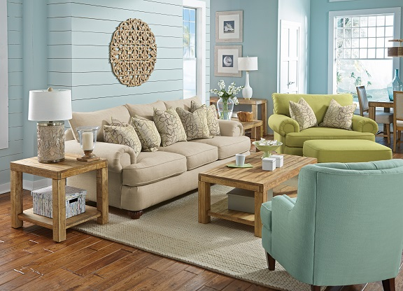 Flexsteel Patterson Living Room Collection-5167