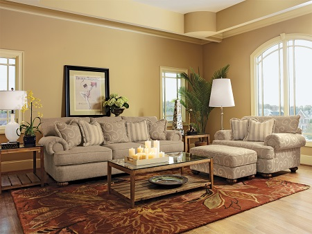 Flexsteel Patterson Living Room Collection-5170