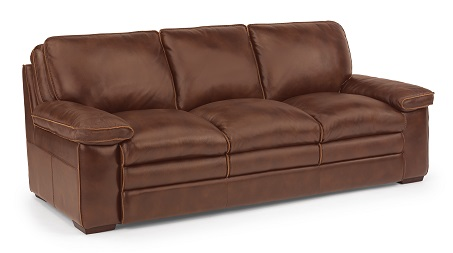 Flexsteel Penthouse Leather Living Room Collection-0