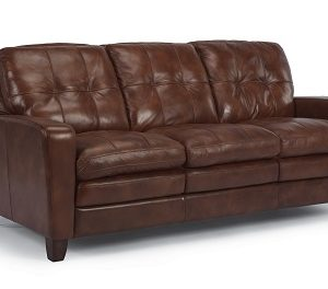 Flexsteel South Street Leather Living Room Collection-0