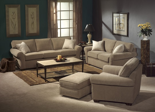Flexsteel Vail Living Room Collection-5241