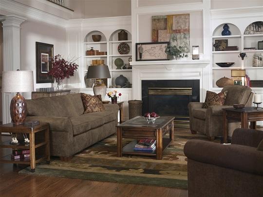 Flexsteel Vail Living Room Collection-5243