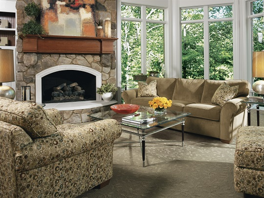 Flexsteel Vail Living Room Collection-5242
