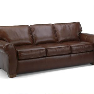 Flexsteel Vail Leather Living Room Collection-0