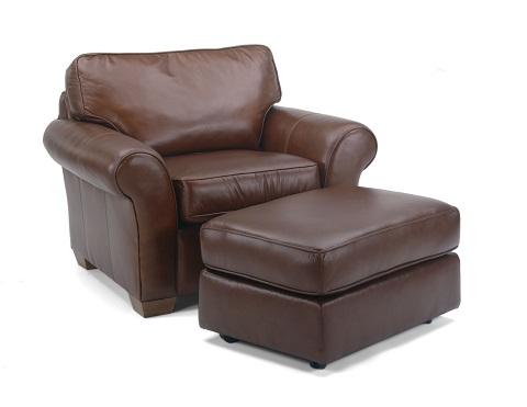 Flexsteel Vail Leather Living Room Collection-5246