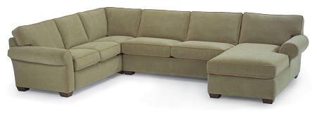 Flexsteel Vail Living Room Collection-5244