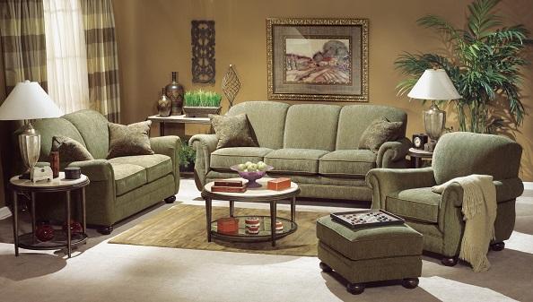 Flexsteel Winston Living Room Collection-5292