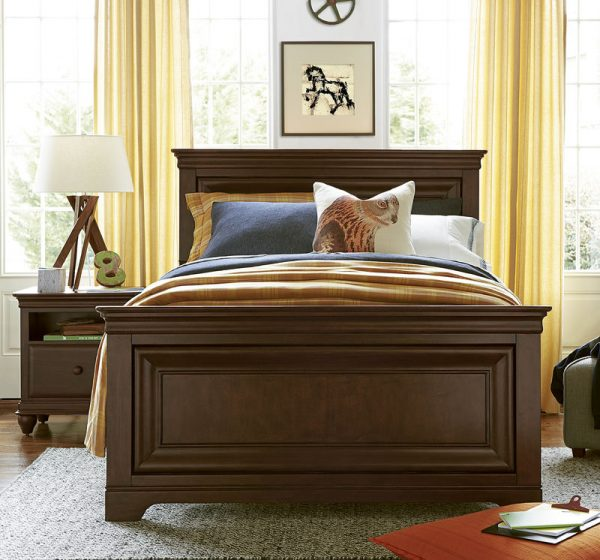 Smartstuff by Universal Classics 4.0 Bedroom Collection in Cherry Finish-6903