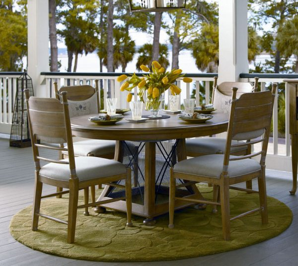 Universal Furniture Down Home Dining Room by Paula Deen Home-7452