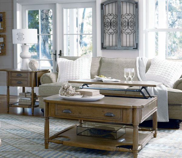 Down Home Accent Table Collection by Paula Deen Home